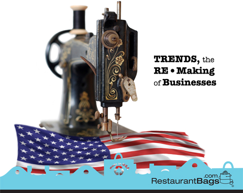 Restaurant Trends RE-making of Businesses